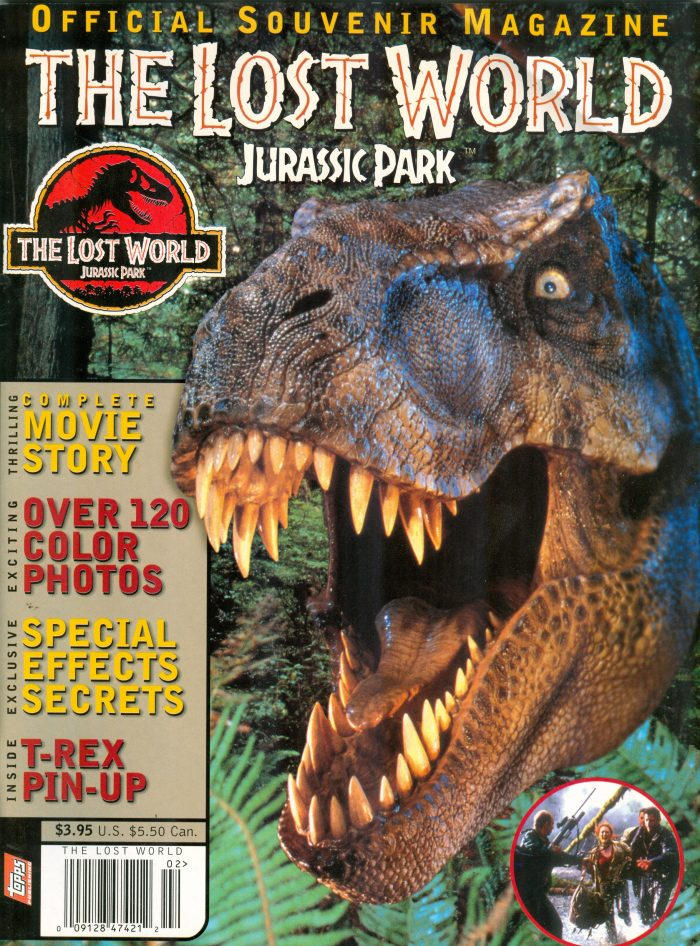 Lost World magazine