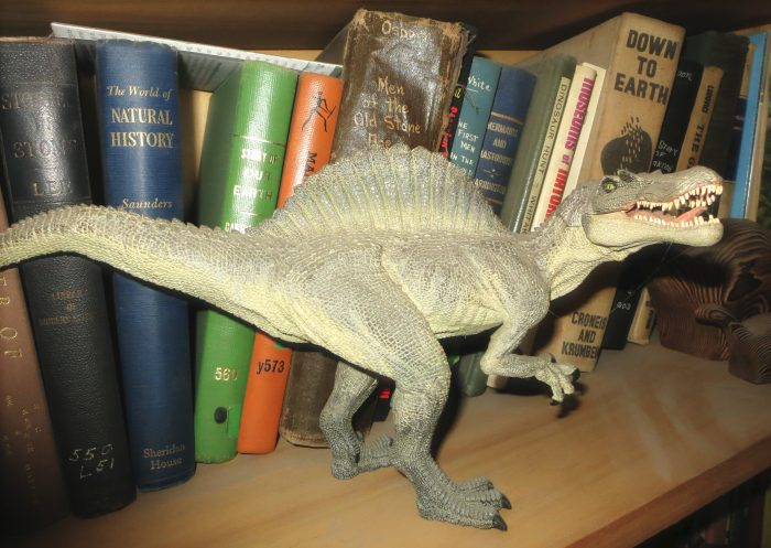 Papo Spnosaurus