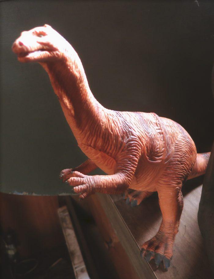Plateosaurus model