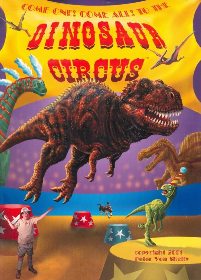 Von-Sholly-Dinosaur-Circus