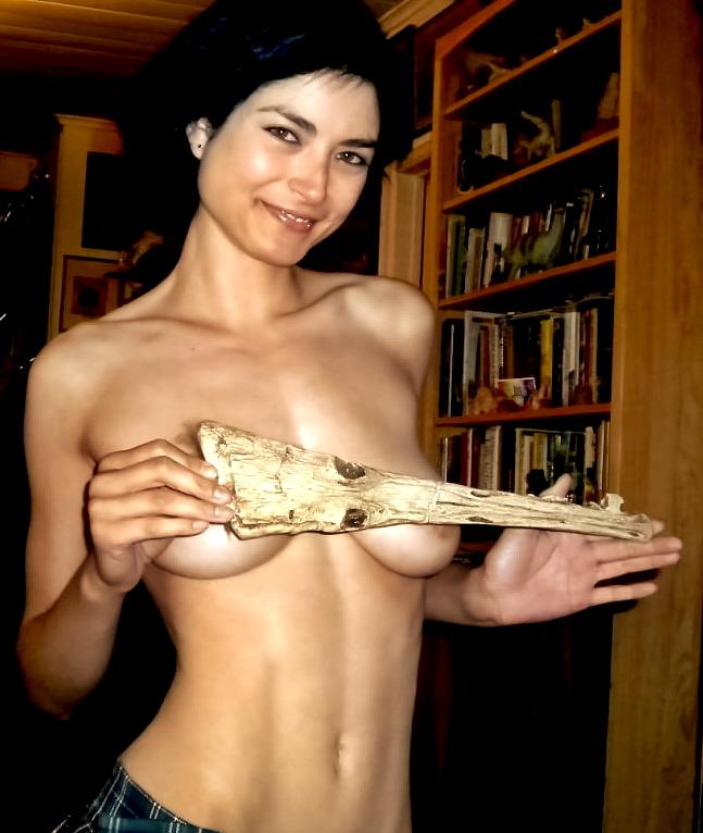 amphibian-skull
