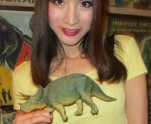 Kaiyodo Triceratops