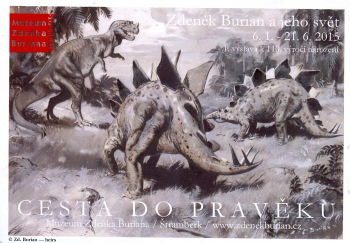 Burian postcards