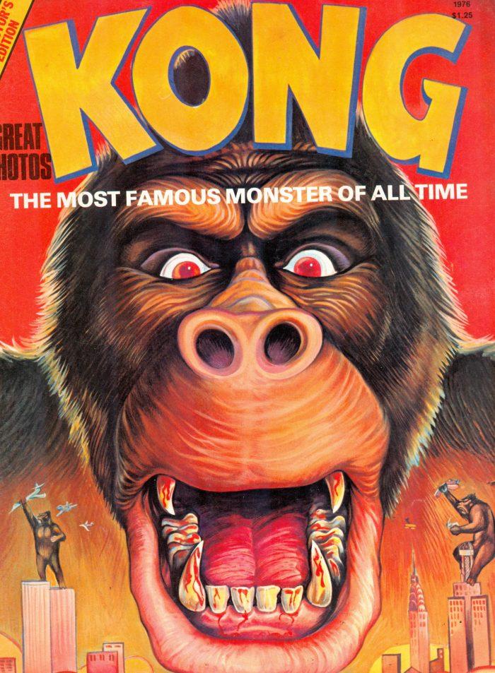 KONG magazine