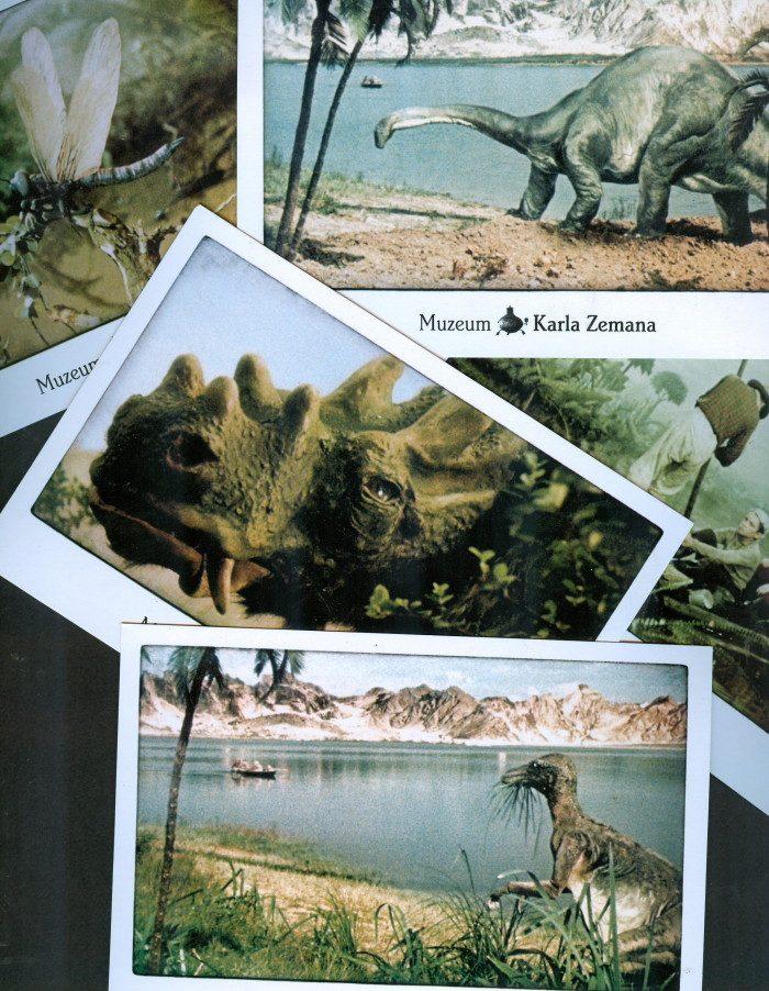 Zeman-postcards