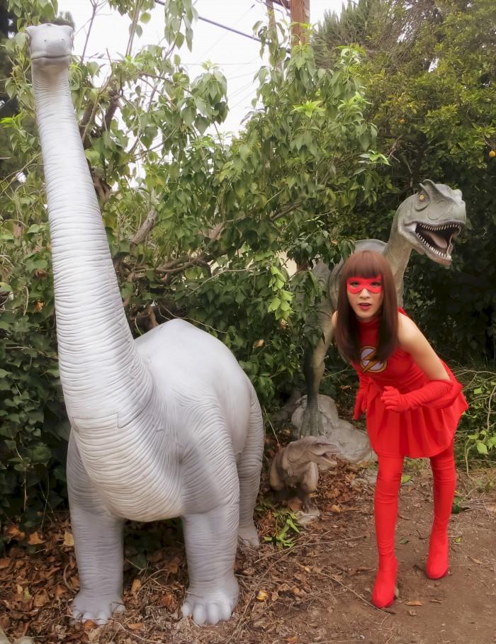 Boris the Brontosaurus