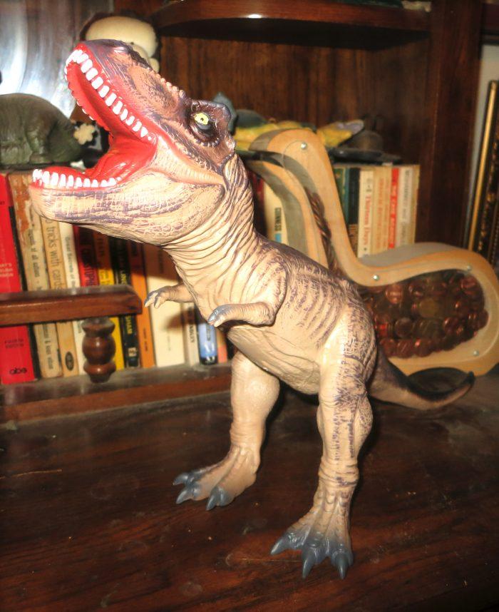 T. rex Creatology toy