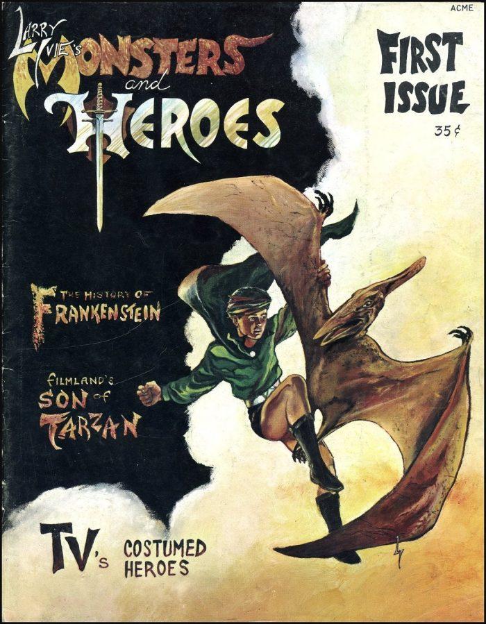 Monsters & Heroes cover